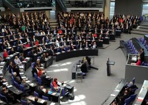 M Hauer Fraktion im Plenum