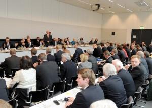 M Hauer Fraktionssitzung