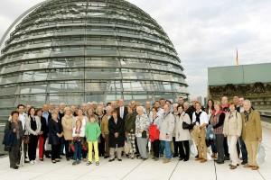 Besuchergruppe am 13.10.2014