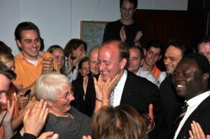 Matthias Hauer bei der Bundestagswahl 2013.
