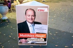 Bürgersprechstunde mit Matthias Hauer