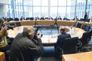 Ex-Wirecard-Chef Markus Braun im Untersuchungsausschuss